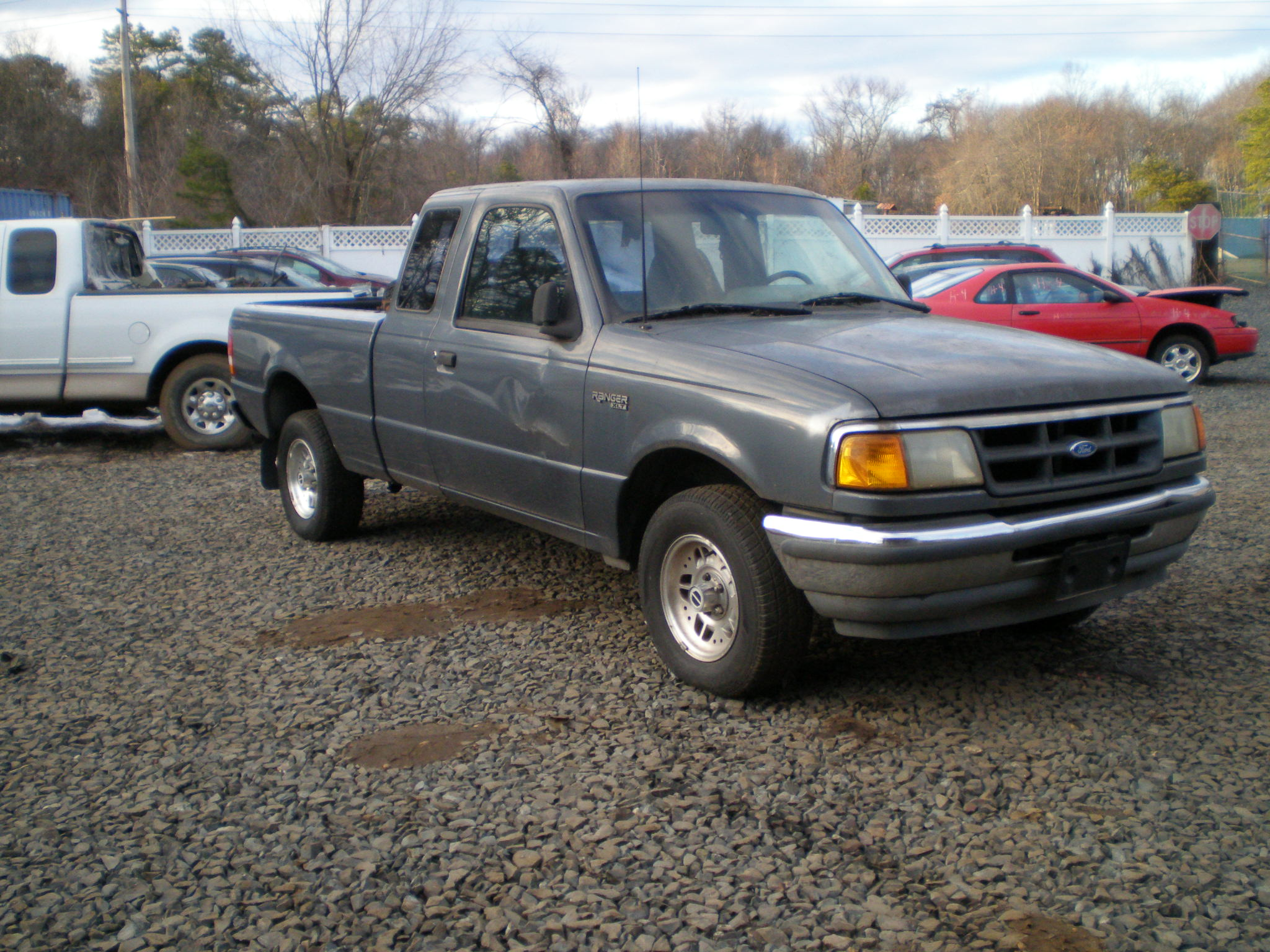 Used Ford Parts : Ford ranger used parts