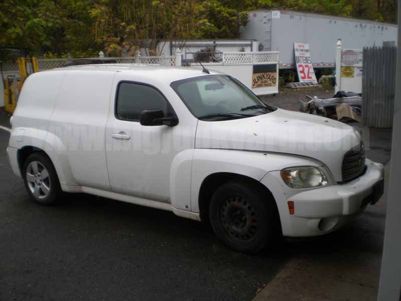Parting Out 2009 Chevy HHR L-63