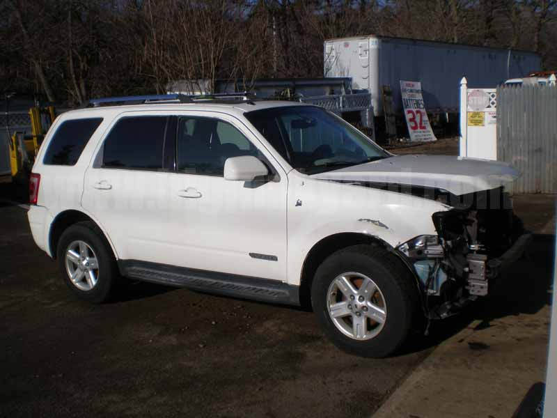 Parting Out 2008 Ford Escape Hybrid 4WD M-2