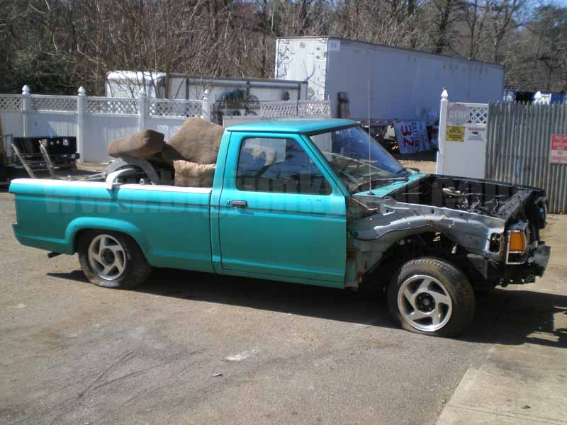 Parting Out 1992 Ford Ranger RWD Standard Cab Long Bed M-23