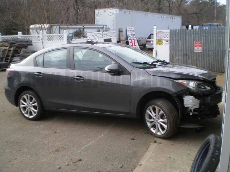 Parting Out 2010 Mazda 3 s FWD Sedan M-15
