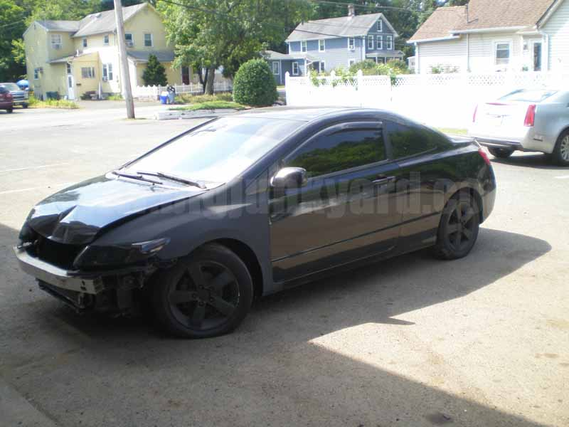 Parting Out 2008 Honda Civic EX-L Coupe M-35