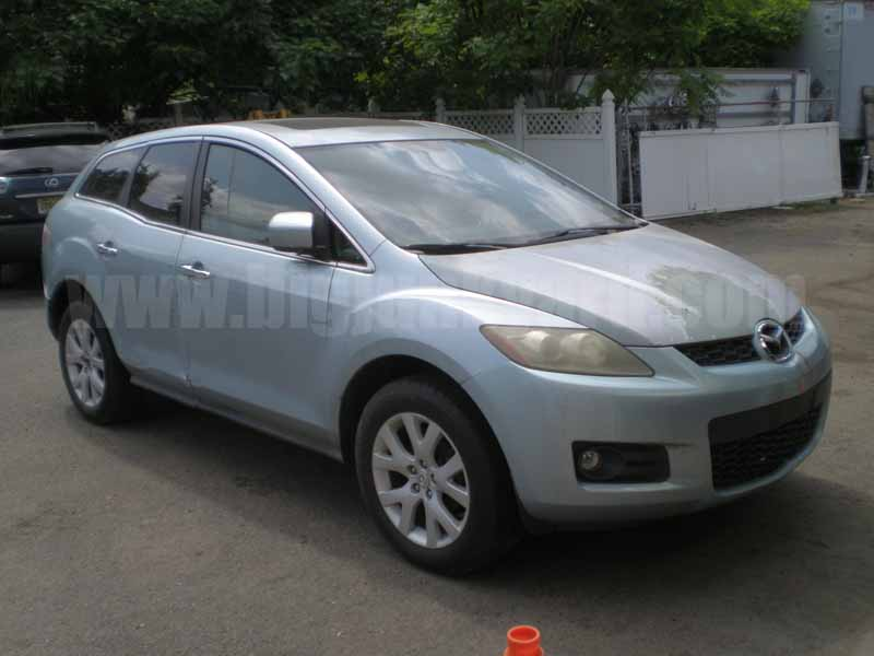 Parting Out 2007 Mazda CX7 Touring FWD M-31