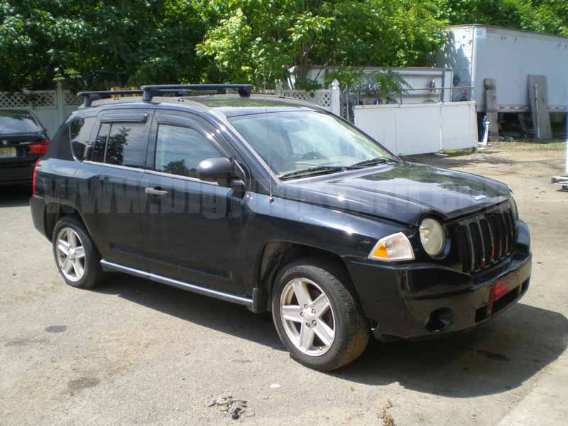 Parting Out 2007 Jeep Compass Sport 4WD M-41