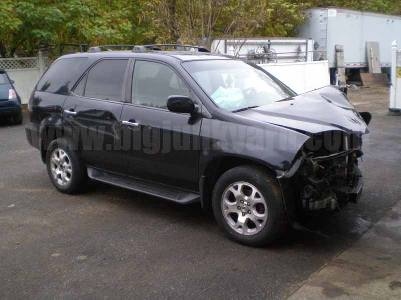 Parting Out 2001 Acura MDX 4WD M-52