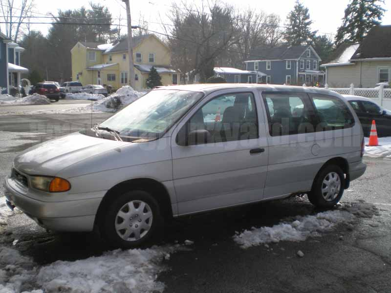 Parting Out 1998 Ford Windstar 3.0L AT N-1