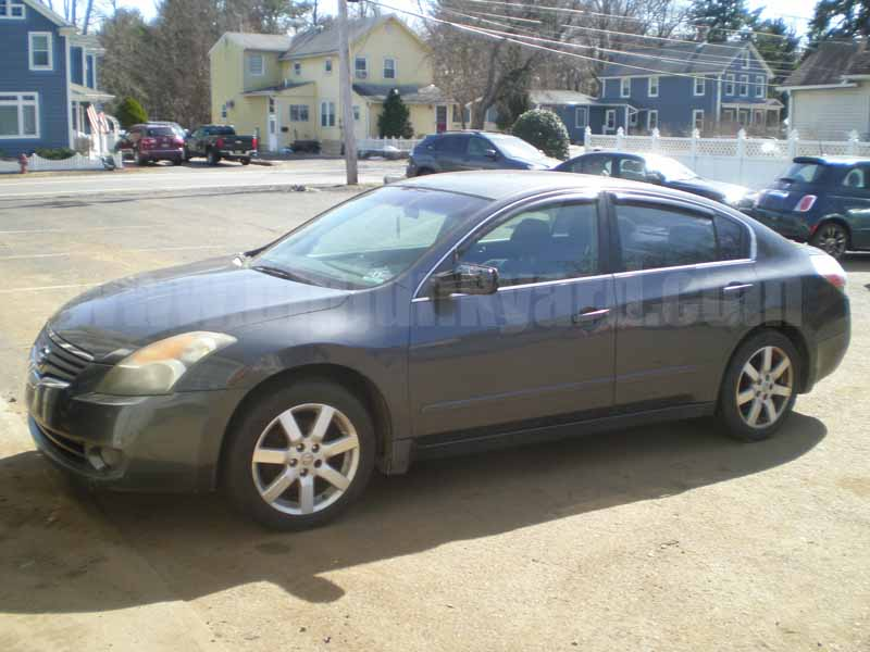 Parting Out 2007 Nissan Altima FWD Sedan N-10