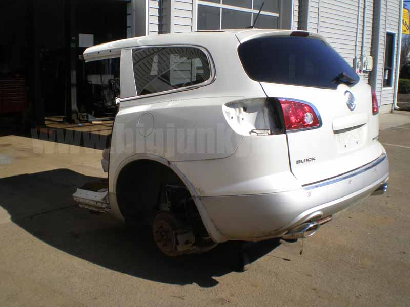 Parting Out 2008 Buick Enclave CXL AWD N-12