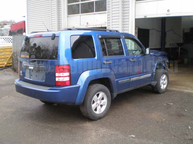Parting Out 2009 Jeep Liberty Sport 4WD N-13