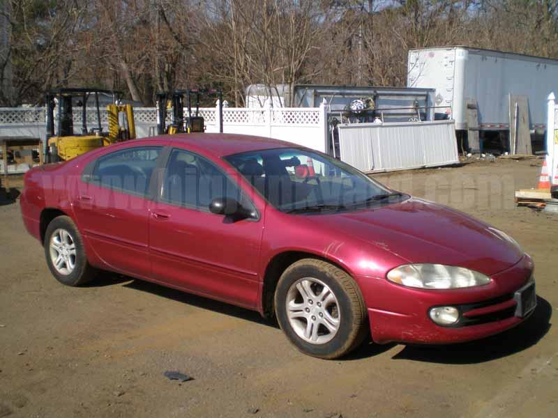 Parting Out 1998 Dodge Intrepid ES Sedan N-6