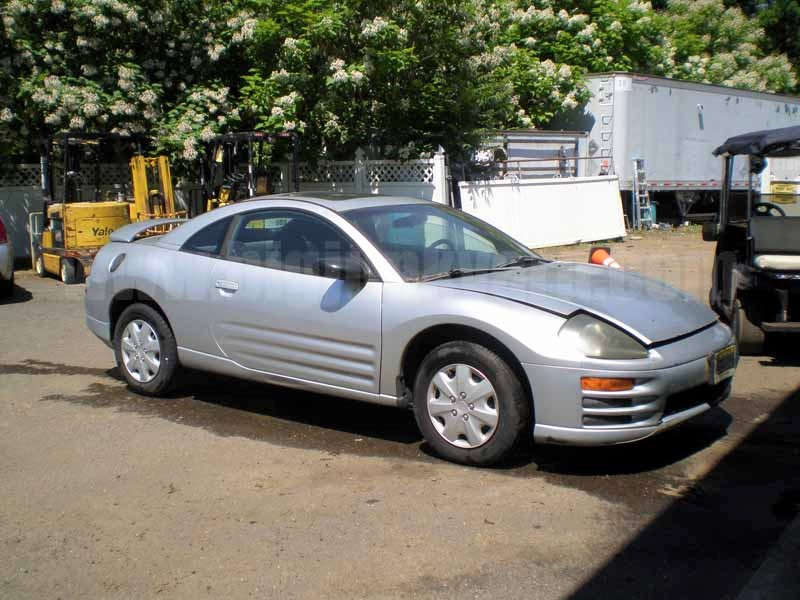 Parting Out 2001 Mitsubishi Eclipse GS FWD Hatch N-21