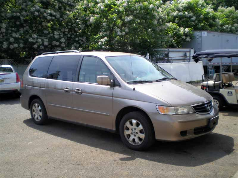 Parting Out 2004 Honda Odyssey EX-L DVD Van N-23