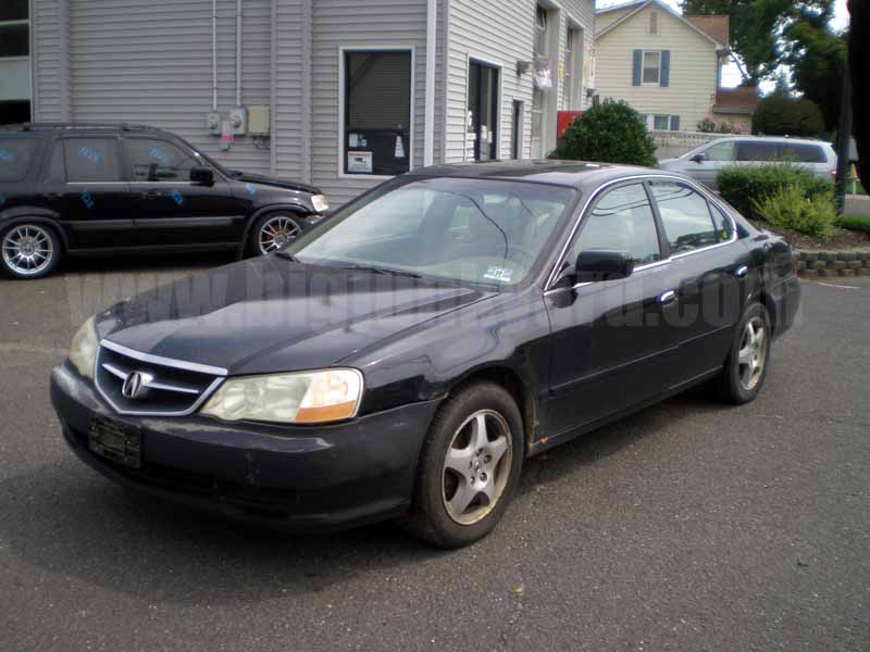 Parting Out 2003 Acura TL AT 3.2L N-31