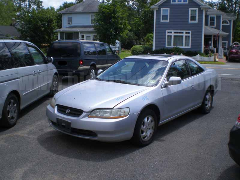 Parting Out 2000 Honda Accord EX Coupe N-36