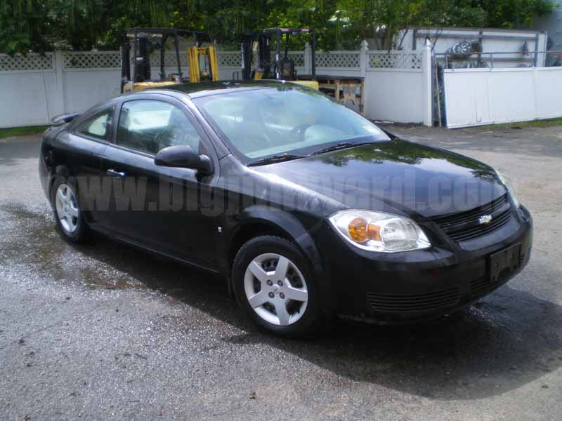 Parting Out 2007 Chevy Cobalt LT Coupe N-42