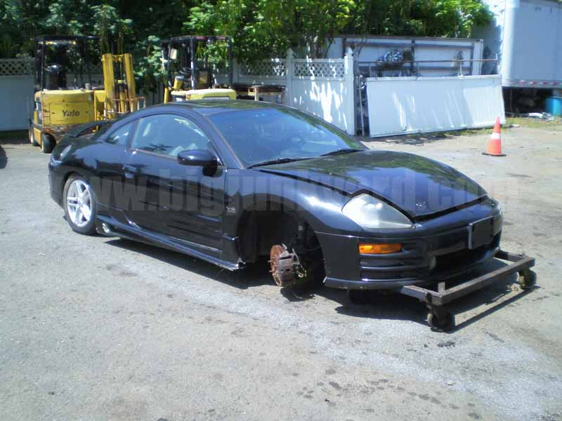 Parting Out 2001 Mitsubishi Eclipse GT Hatchback N-38